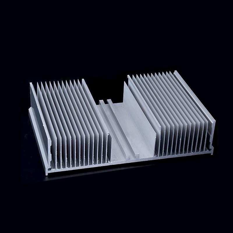 CNC铝合金电子散热器