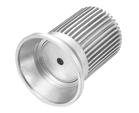 铝合金精密零件