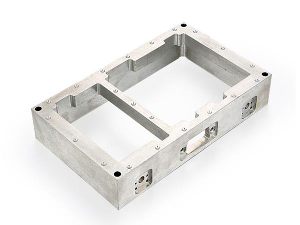 铝合金电源腔体外壳