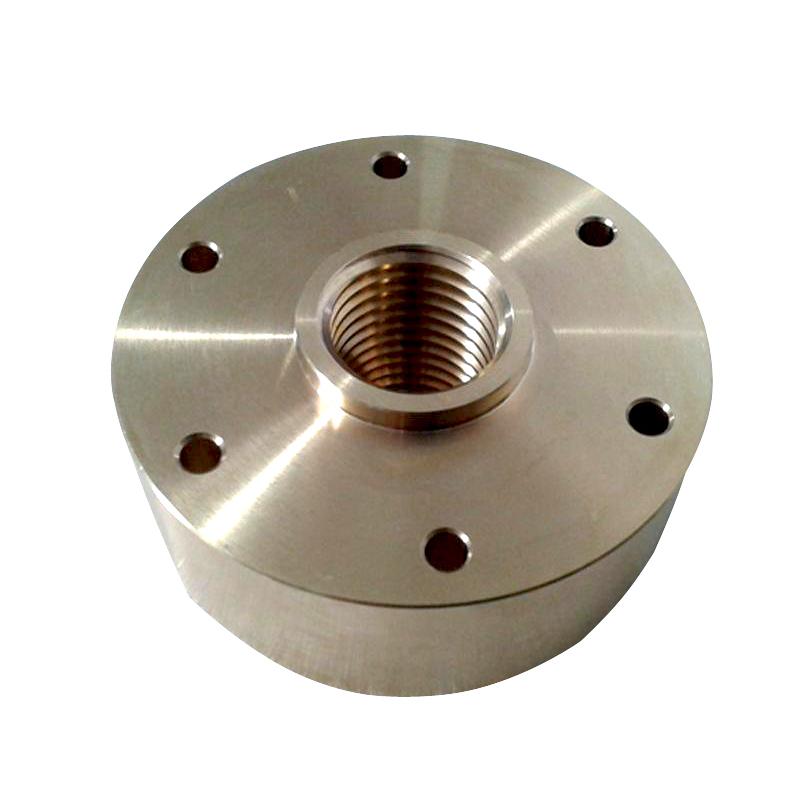 铝合金复杂零件数控加工
