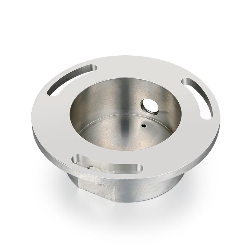 不锈钢壳体CNC加工-长鸿精密