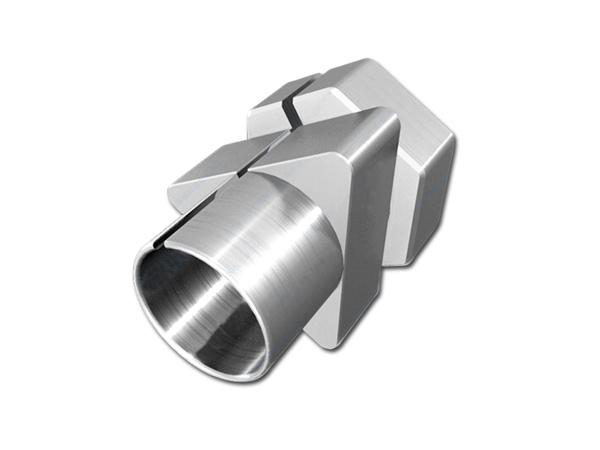 复杂铝合金零件