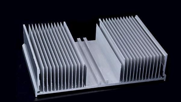 CNC电子散热器