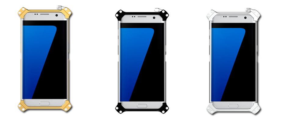 铝合金手机保护壳-S7edge