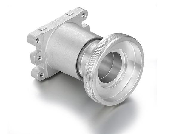 铝合金环保设备零件
