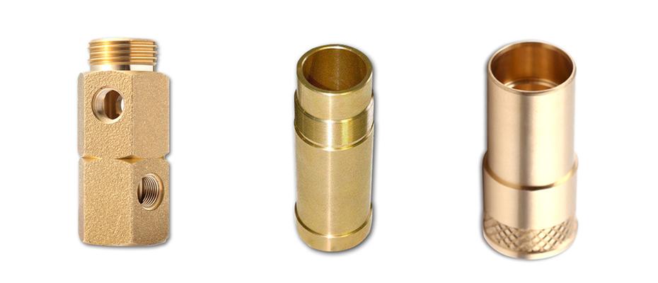 铜复杂零件