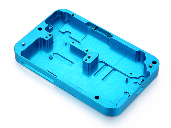 电子检测设备铝合金外壳