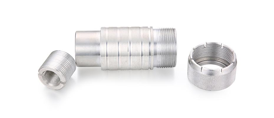 环保设备铝合金精密零件