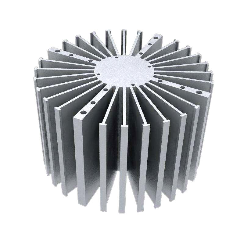 CNC散热器