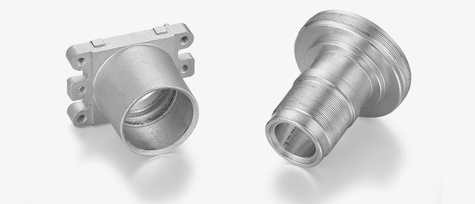 铝合金环保设备零件外壳