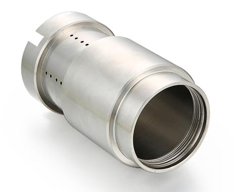环保设备不锈钢零件